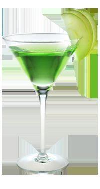 коктейль Яблучний мартіні