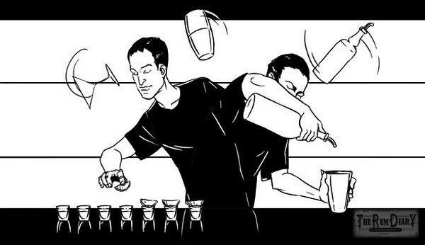 7 Рад початківцю і не тільки бармену