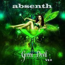 Абсент зелений