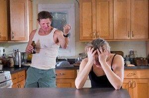 Агресія при алкогольному сп`янінні що робити?