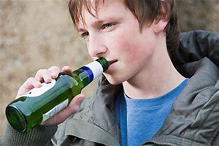 Алкоголь і діти - нація без майбутнього