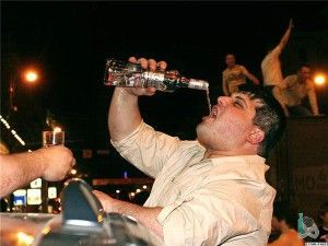 Алкоголь і рак