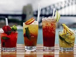 Алкогольні коктейлі з горілкою
