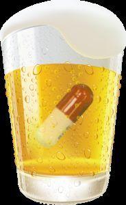 Антибіотики і пиво