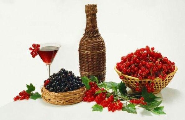домашнє порічкове вино