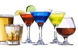 спиртні коктейлі