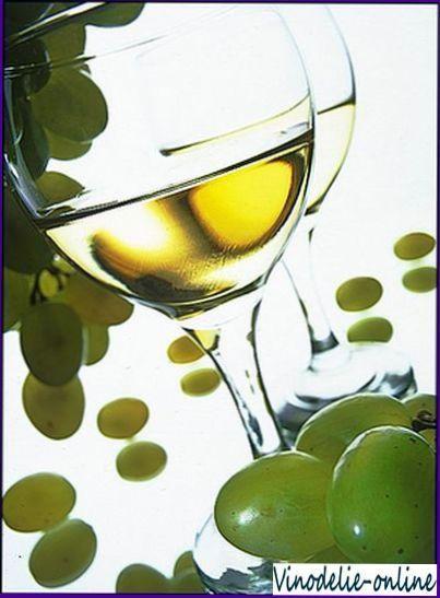 Біле столове вино