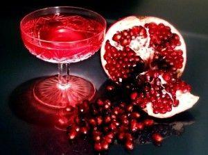 Безалкогольні коктейлі з гренадином