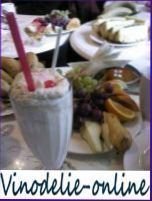 Безалкогольні молочні коктейлі