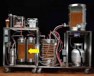 обладнання для пивоваріння