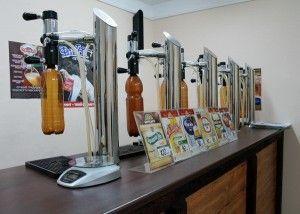 торгова точка з пивом