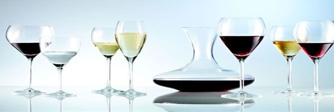 Келихи для червоного вина - як підкреслити смак і аромат напою?