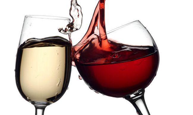 Келихи для червоного і світлого вина - в чому головні відмінності?