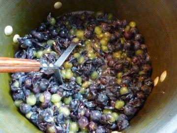 Брага з винограду - основа для майбутньої чачі
