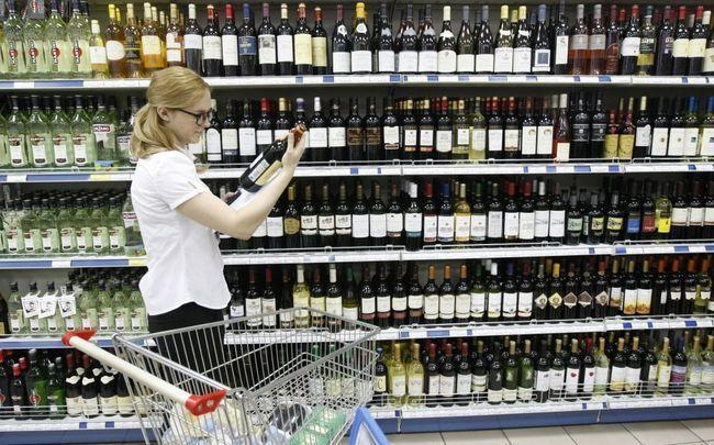 Буде заборонено продаж алкоголю по п`ятницях
