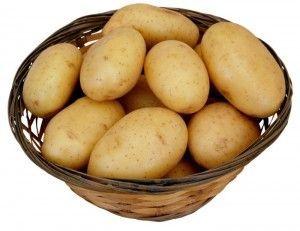 Цілющі напої з картоплі - картопляний відвар і сік