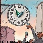 Годинники продажу алкогольних напоїв в росії