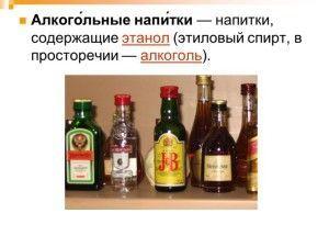 Чим шкідливий алкоголь?
