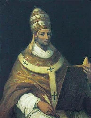 Популяризатор кагору папа Іоанн XХII