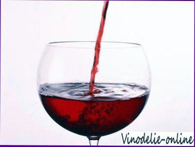 Чорничне вино