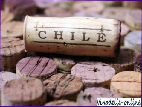 Чилійські вина