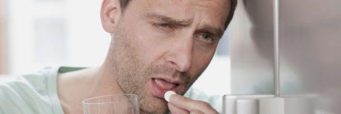 Причини і основні симптоми похмільного синдрому