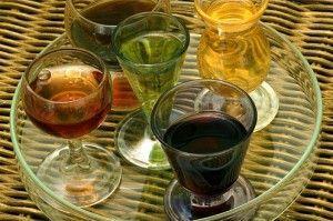 чарки з напоями