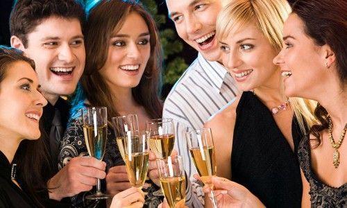 Щоб не сп`яніти під час застілля - що краще випити?