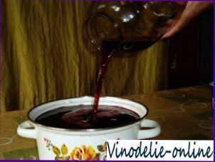 Чудо-вино з чорної смородини!