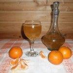 саморобний вино з апельсинів