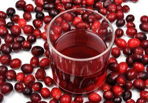 Домашнє вино з журавлини