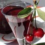 Домашнє вишневе вино