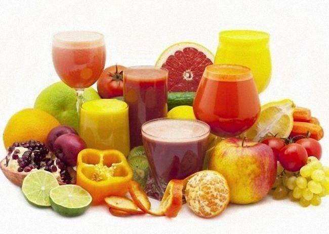 Підготувати будь фруктові соки