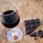 Домашній шоколадний коньяк - десертний лікер