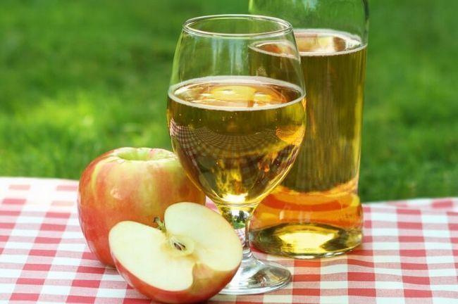 Домашній сидр з яблук не гірше, ніж в нормандії