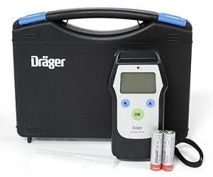 Прилад для вимірювання дози алкоголю в крові