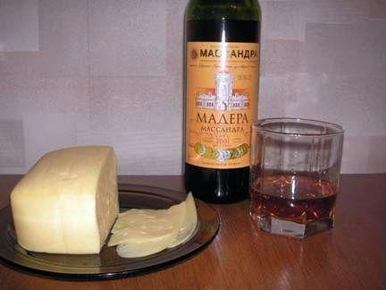 Вино «Мадера»