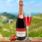 Фраголіно (fragolino) - італійське виноградне вино і шампанське з полуничним смаком