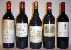 французькі вина
