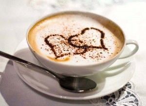 Готуємо кави латте