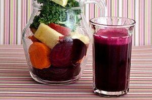 Готуємо корисні напої з овочів