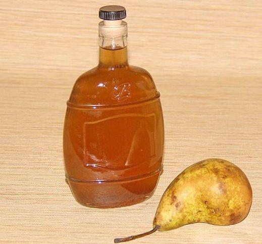 настоянка на сушеної груші фото