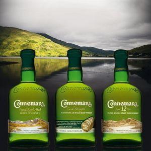 Ірландський віскі connemara - молодий і дуже популярний