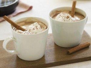 кава в чашках