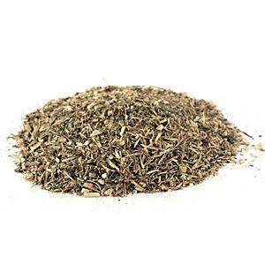 сушена трава