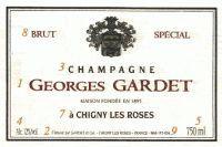 Етикетка шампанського