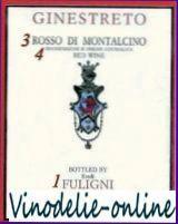 Етикетки вин Італії