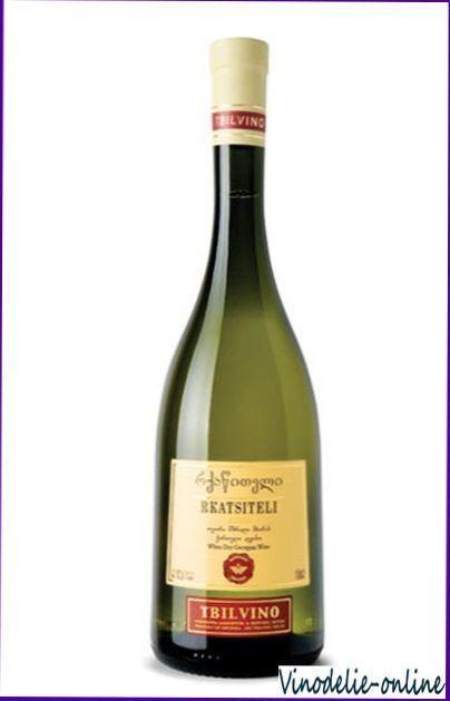 Кахетинське вино (сухе столове)
