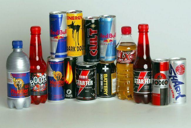 Як алкогольні енергетики впливають на людину?