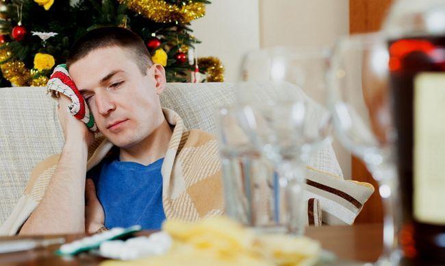Як запобігти похмільний синдром?
